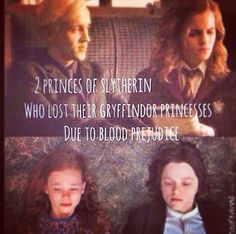 Dramione and Snily