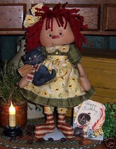 free soft doll patterns | CAT DOLL PATTERNS | Free Patterns