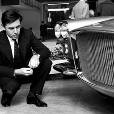 Sergio Pininfarina, who designed some of the world's most glamorous cars, died on July 3, 2012 in Turin, Italy