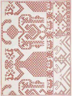 Русский старинный народный орнамент. Шитье,ткани,кружева. Обсуждение на LiveInternet - Российский Сервис Онлайн-Дневников