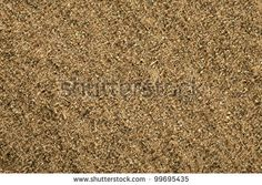 Cumin ground texture, full frame background. Second most popular spice in the world after black pepper.