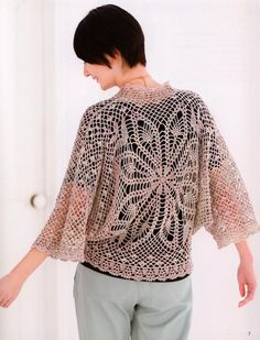 Мобильный LiveInternet Lets Knit Series 80601 2019 Crochet Books, Crochet Chart, Mantel, Sewing Crafts, Needlework, Bell Sleeve Top, Slippers, Knitting, Etsy