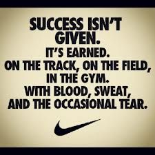 Let's do this Tigers!!  State Track starts tomorrow...I believe in each one of you!!