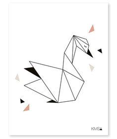 Resultado de imagen para origami animals posters