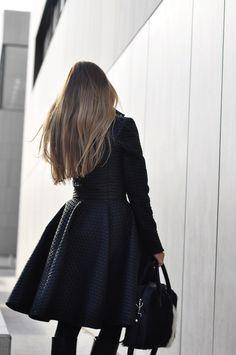 Coat Silhouette.