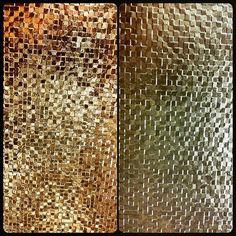 Plaza Platinum Strutture Gold och Silver är häftiga plattor som förgyller tillvaron #kakel #klinker #tiles #guld #gold #silver #silvertiles #goldtiles #plazatiles #bad #badrum #badrumsbutik #kakelgallerian #kungenskurva