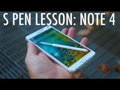 Watch These Cool Tips - #Samsung #SPen Lesson : #GalaxyNote4 Edition