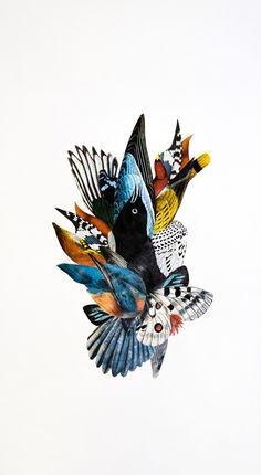 Rachael Grant Artist   Memphis, TN - Nature Series