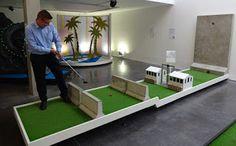 Doug Fishbone's Leisure Land Golf in Nottingham