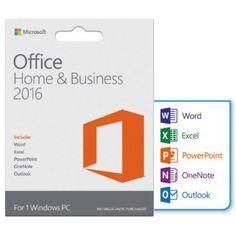 ลดพิเศษกับMicrosoft ซอฟต์แวร์ Microsoft Office Home & Student Eng 32/64bit 2016+จัดเต็มวันนี้