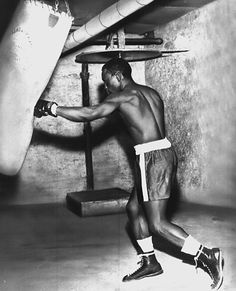 Jack Johnson Boxer 1910  Refrigerator Tool Box Magnet