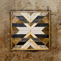 Reseph Wood Wall Art Reclaimed Wood Wall Art Wood Wall | Etsy