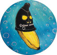 Banana Gimp David Irvine