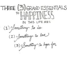 // happiness