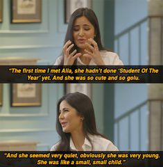 """""""I feel like Alia's older sister. I want to see her happily settled, attend her wedding, wipe her tears. And then I can say, 'OK now it's my turn'. Best Funny Jokes, Funny Memes, Hilarious, Bollywood Love Quotes, Koffee With Karan, Dancing Drawings, Gym Buddy, Student Of The Year, Jokes Quotes"""