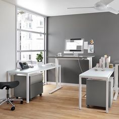 Stand in the place that you work. #modernoffice #workspace