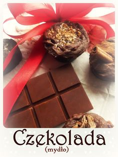 Przeciętna Polka: Aż chciałoby się zjeść! Mydło czekoladowe