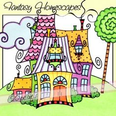 Fantasy Homescapes