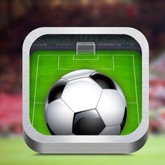 Football App Icon