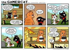 The GaMERCaT » Smooth as Sandpaper
