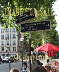 for sale street corner signs in paris