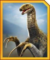 Erlikosaurus is an Epic dinosaur in Jurassic World: Alive with a Rare GEN 2 variant. Erlikosaurus requires 150 DNA to hatch. Jurassic Park Film, Jurassic World, Joe Johnston, Michael Crichton, Legendary Creature, The Lost World, Falling Kingdoms, Prehistoric, Jurassic Park