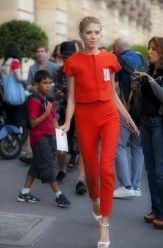 Paris Haute Couture Street Style