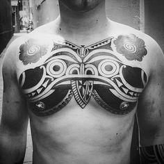 Marquesan, Samoan and Maori inspired details Boy Tattoos, Elephant Tattoos, Animal Tattoos, Filipino Tattoos, Polynesian Tattoos, Tribal Band Tattoo, Bible Verse Tattoos, Samoan Tribal, Warrior Tattoos