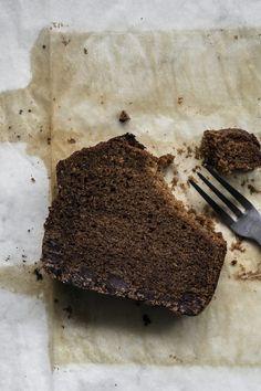 Bittersweet Earl Grey Honey Cake