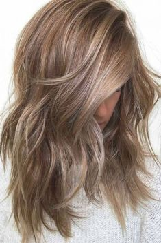 20 Gorgeous Blonde Hair Color Trends For Fall 2019 – We have the latest on how to get the haircut, hair color, and hairstyles you want for the season! 20 Gorgeous Blonde Hair Color Trends For Fall 2019 42 Fantastic Dark Blonde Hair Color Ideas Dark Blonde Hair Color, Brunette Color, Brown Blonde Hair, Ombre Hair Color, Hair Color Balayage, Copper Blonde, Blonde Wig, Dark Blonde Balayage, Black Hair