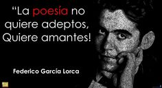 Garcia Lorca y la poesía. Teachers Toolbox, Writers And Poets, Book Writer, Expressions, Learning Spanish, So Little Time, Sentences, Wisdom, Writing
