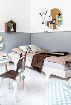 Groovy Magnets & Rafa-kids - A teen bed - http://www.rafa-kids.com/shop/new-a-teen-bed/