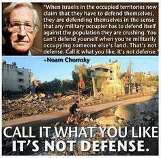 It Is Not Defence Because Israel Stolen Others Land Freepalestine Zitate