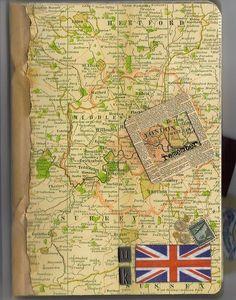 Dublin & London File Album