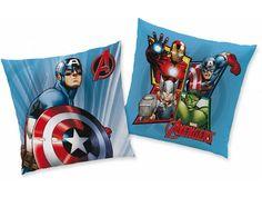 Marvel Avengers Challenge - Kussen 40 x 40 cm - Multi