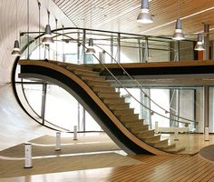 Beautiful Curves #Treppen #Stairs #Escaleras