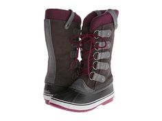SOREL Joan Of Arctic™ Knit (in Shale) - Zappos.com $150.00