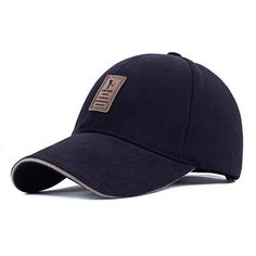 EDIKO And Golf Logo Cotton Baseball Cap