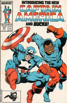 Captain America (Vol.1) #334.