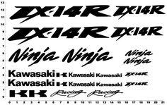 Yamaha YF 60 4-Zinger AMR Racing Graphic Kit Wrap Quad
