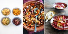 Marokkaans eten meer