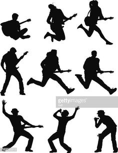 La gente disfruta de música Rock And Roll, Musicians, Urban, Logos, Tattoos, People, Character, Frames, High Resolution Picture