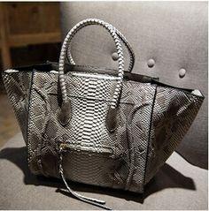3614ee102e5 US $38.0 |Europe Hot Luxury Women Designer Handbags High Quality Brand  Famous Snake Trapeze Bag Smiley Bat Bag Line Tote Sac A Main Femme in  Europe Hot ...