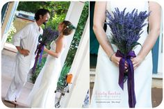 All my wedding flowers: Color meaning: lavander Lavender Bouquet, Lavender Flowers, Lavander, Wedding Bouquets, Wedding Flowers, Wedding Dresses, Ribbon Bouquet, Color Meanings, Church Wedding