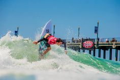 Vans Us Open of Surfing 2015 - Day 4 Highlights