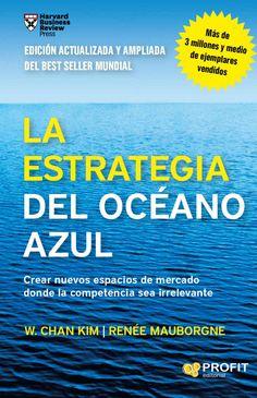 Estrategia del océano azul: crear nuevos espacios de mercado donde la competencia sea irrelevante