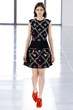 Preen Fall 2013 RTW - Review - Fashion Week - Runway, Fashion Shows and Collections - Vogue