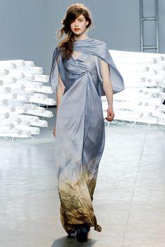 Rodarte Fall 2011 Ready-to-Wear Fashion Show - Julia Saner