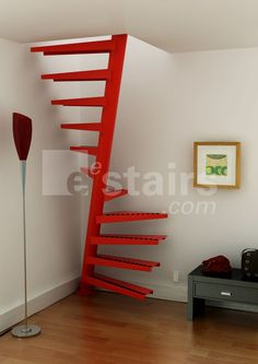 Floating Stairs from eestairs.