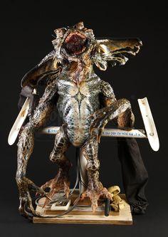 GREMLINS 2: THE NEW BATCH (1990) - Mohawk Puppet - Price Estimate: $6000 - $8000